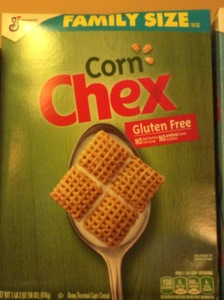 Cereal--Chex Corn